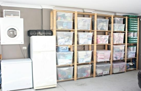 Ides Et Astuces Pratiques Pour Le Rangement Garage