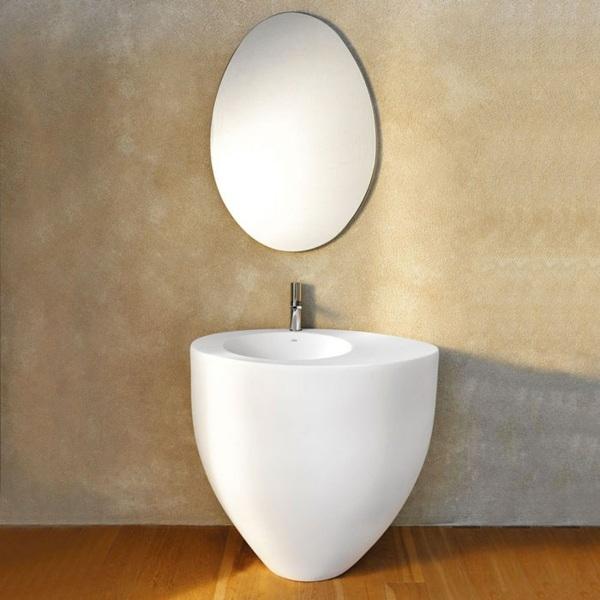 Le Miroir Salle De Bains En 17 Exemples Modernes