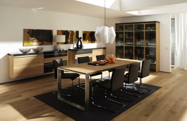 Salle Manger Design Modernit Et Convivialit