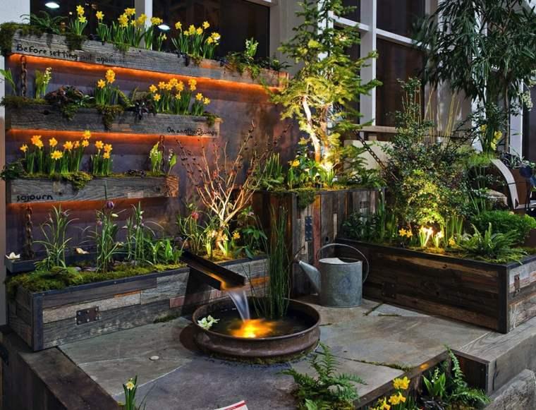 jardin japonais le monde vert du pays