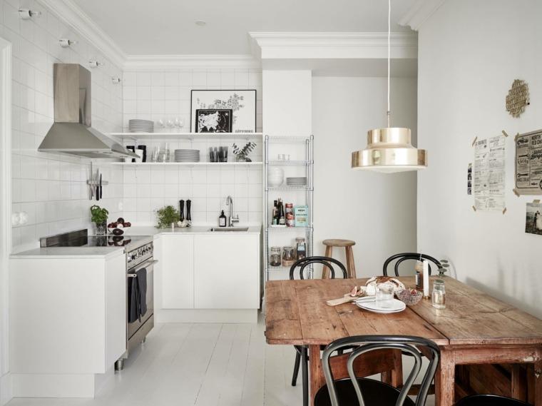 le charme de la cuisine scandinave