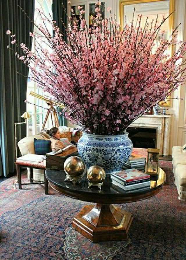 Fleur De Cerisier Une Dcoration Dambiance Zen
