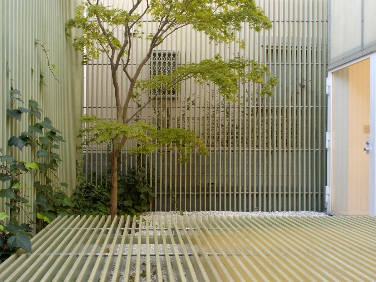 Amnagement Jardin Contemporain En Style Minimaliste