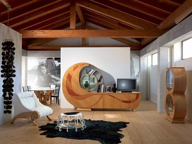meuble salon design un reflet de