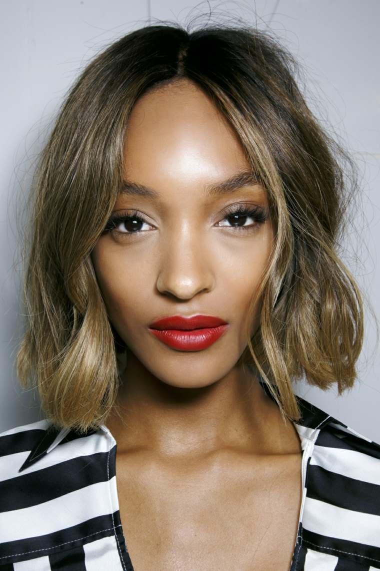 coupe de cheveux femme 2015 belles et