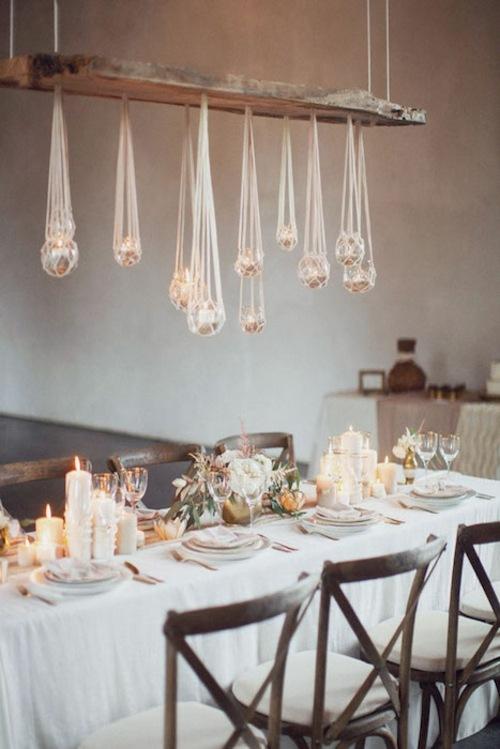 Ides Dcoration Mariage Lgant De Style Minimaliste