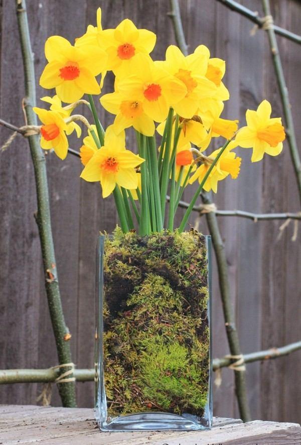 Ides De Dcoration Florale Pour Pques