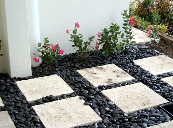 pierre pour jardin decorer son jardin