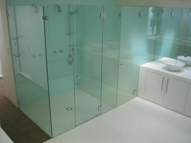 paroi de douche et cabine de douche