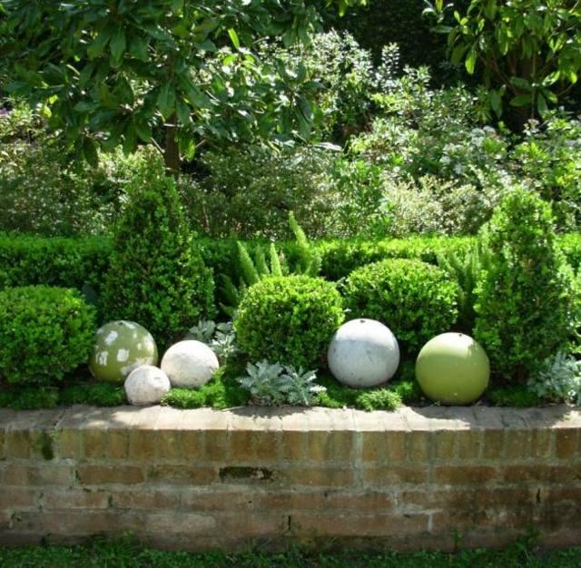 decoration de jardin en pierre en 35