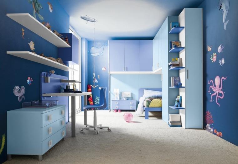 couleur chambre enfant et idees de