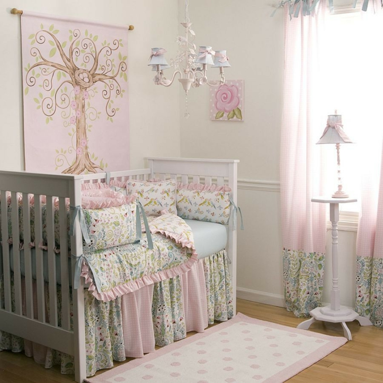 decoration chambre bebe fille 99 idees