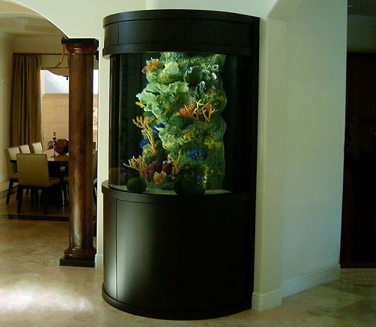 Aquarium Design Ides Originales De Meubles Aquarium