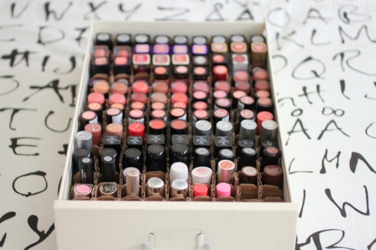 Bote Rangement Maquillage Ides Raliser Soi Mme