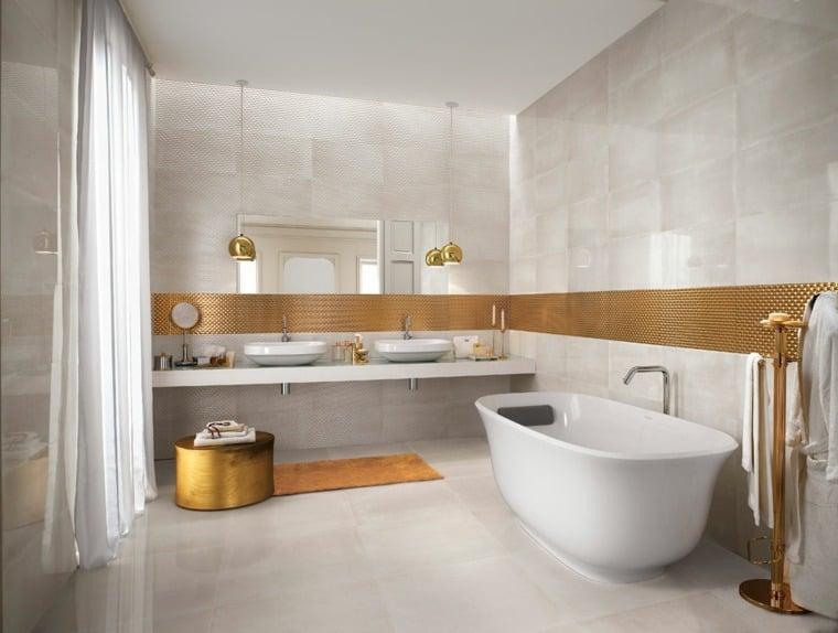 idee carrelage salle de bain d