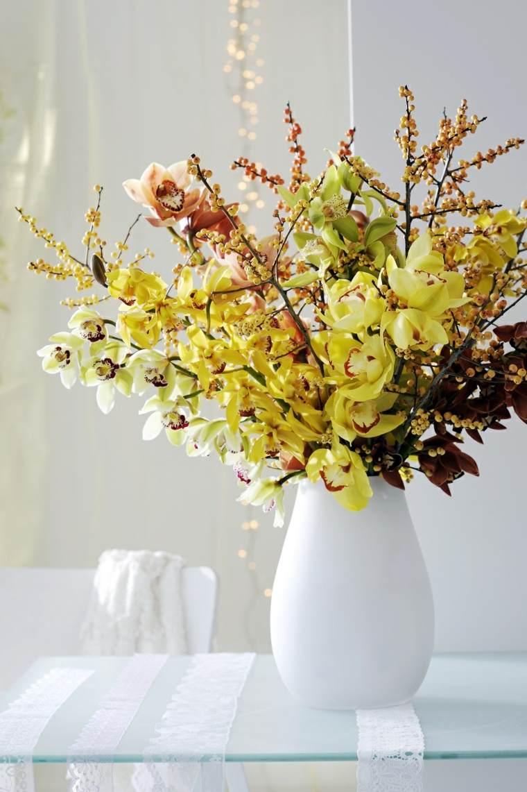 Ides Originales De Dcoration Avec Des Orchides