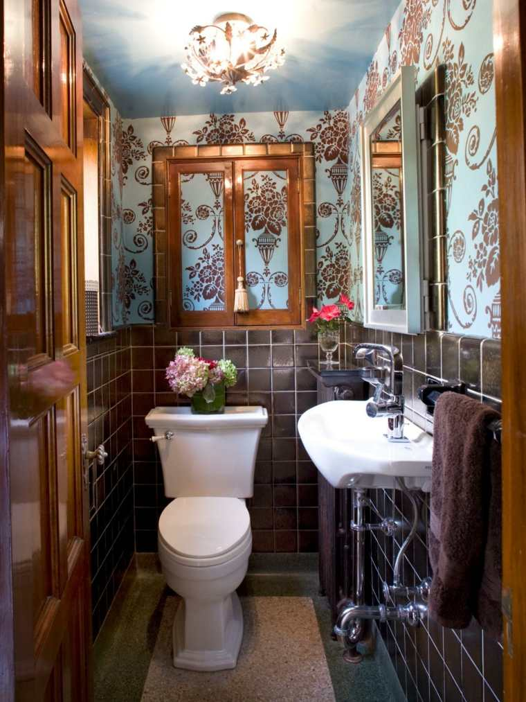 decoration wc toilette 50 idees