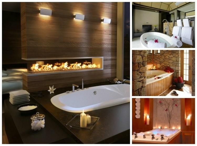 Salle De Bain Romantique 29 Belles Idees De Deco