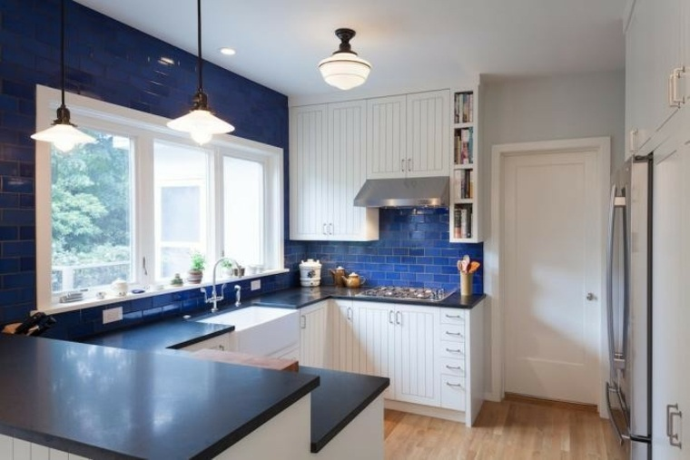 L Shaped Open Plan Kitchen Diner