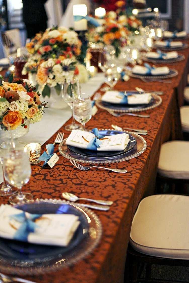 Decoration De Table Automne