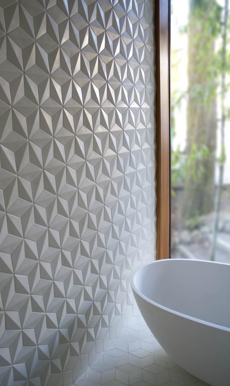 Carrelages Effet 3D Pour Une Dcoration Murale Originale