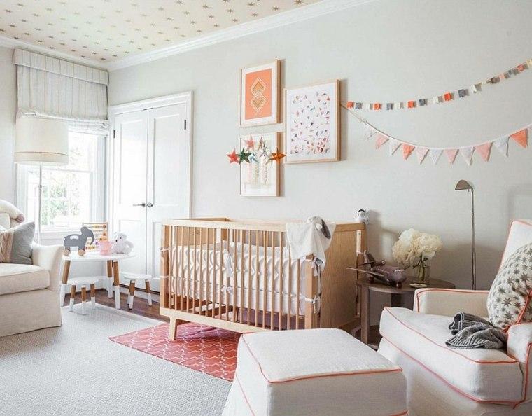 chambre bebe de style scandinave