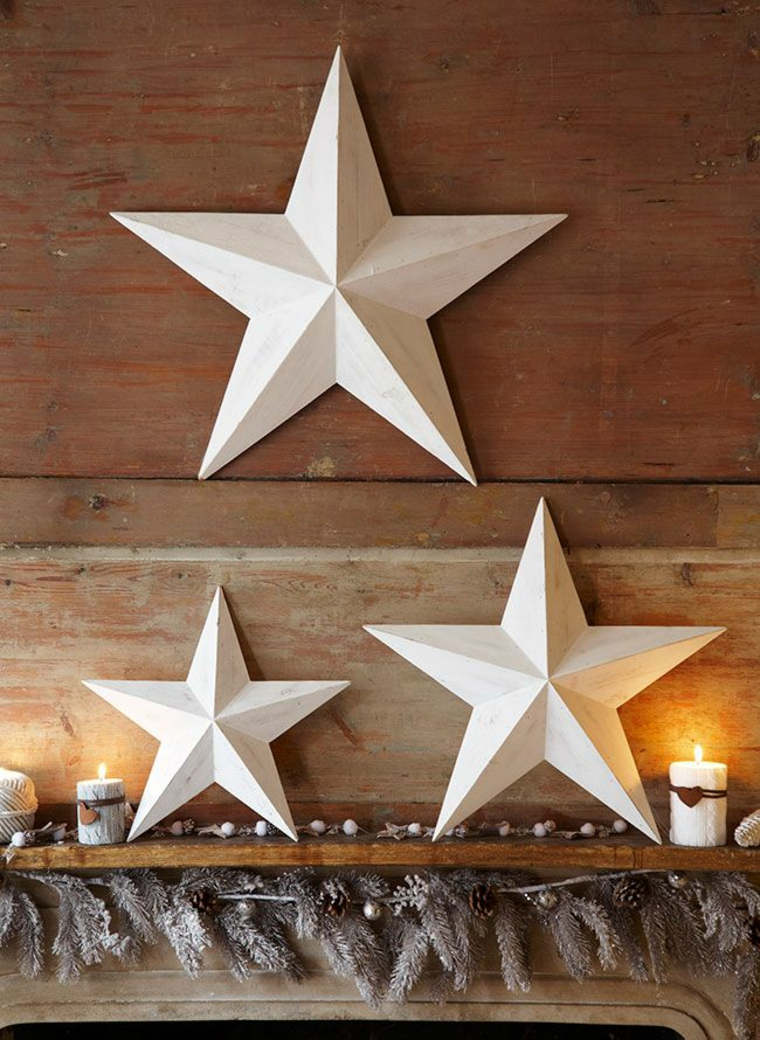 Rustic Star Decorations For Home