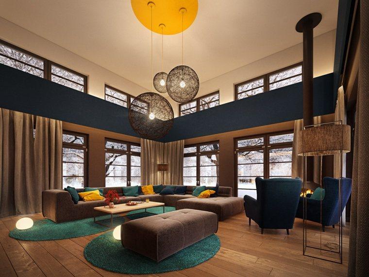 decoration de maison confort le salon design par plasterlina