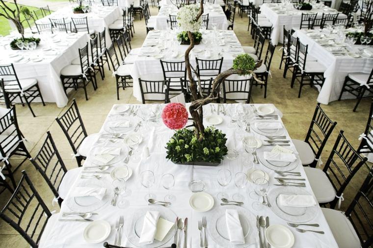 Dcoration De Table Pour Mariage En Fonction De Sa Forme