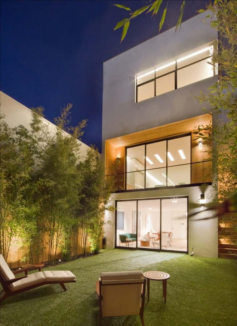 Immeuble Moderne San Francisco Avec Terrasse Design