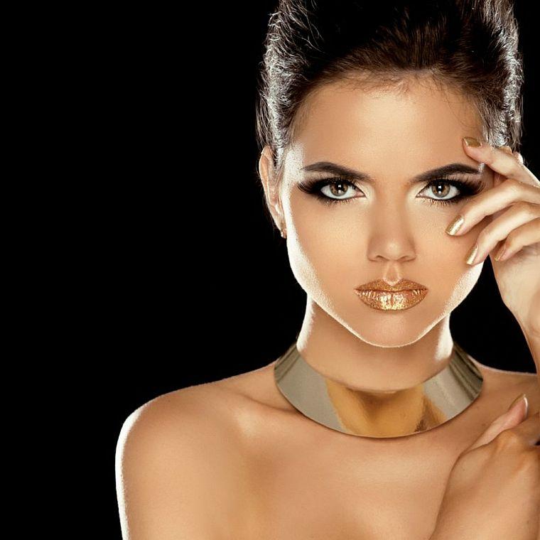 Maquillage Nouvel An 50 Ides Pour La Soire Du Rveillon