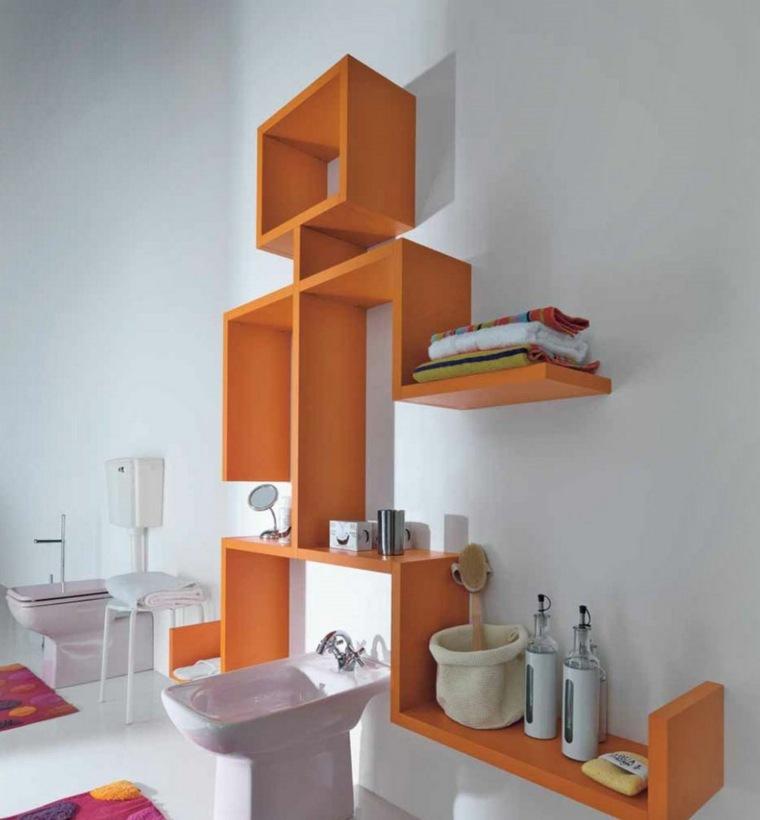 etageres salle de bain 24 idees pour