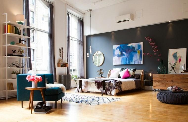 Fabulous Chambre Adulte Bleu Ciel Dco Chambre Bleu