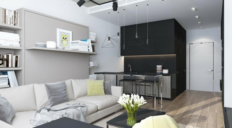 Intérieur Et Design Petit Espace : 61 Idées Pour La Déco