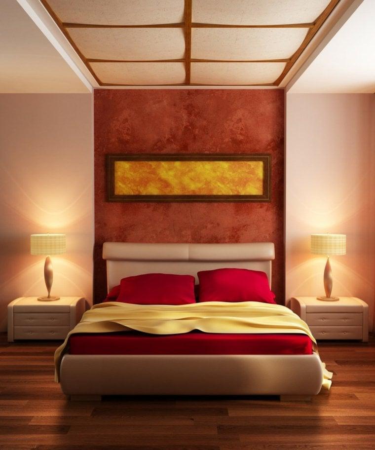 couleur peinture chambre adulte 25