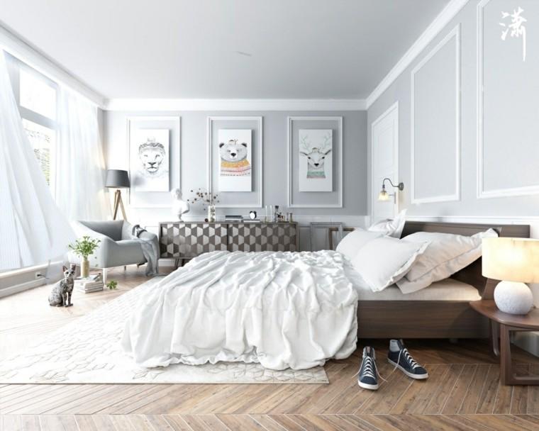 29 chambres a coucher au gout nordique