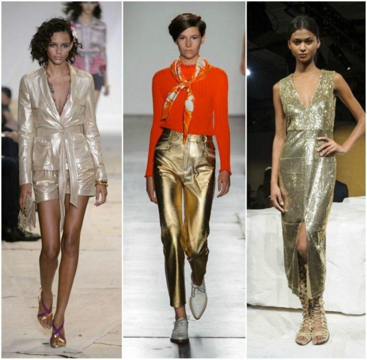 mode printemps été 2016 futuriste