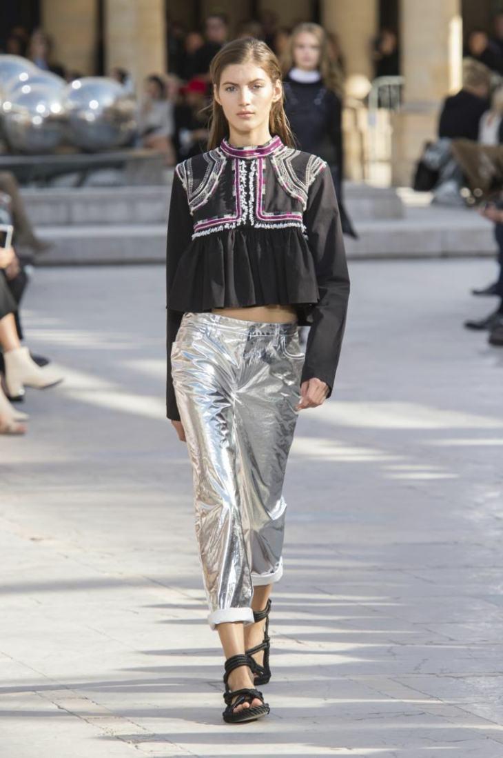 tendances mode idee Isabel Marant