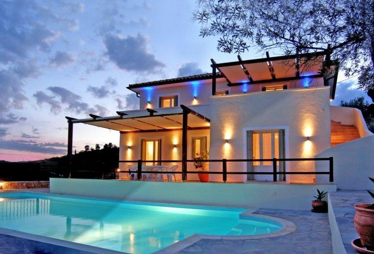 Dco Terrasse La Terrasse De Style Les Grecques Et