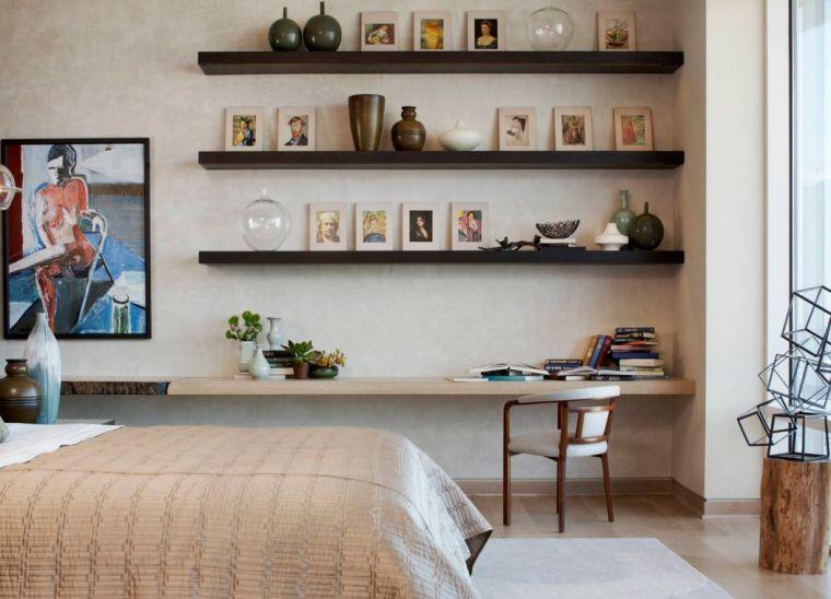 decoration chambre parentale meubles bureau design