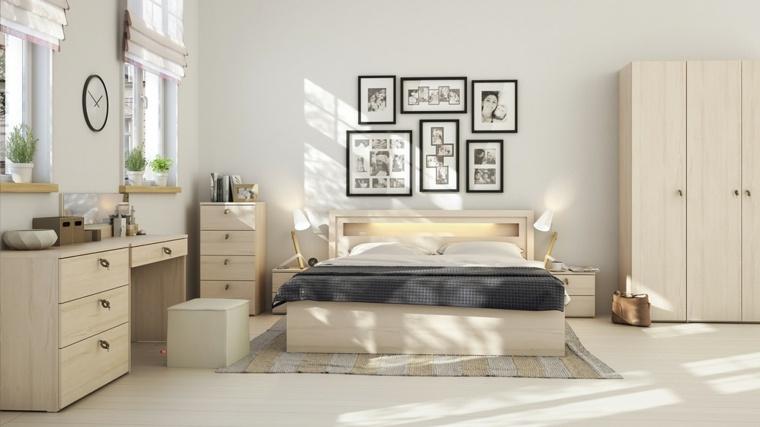 scandinave pour chambre a coucher moderne