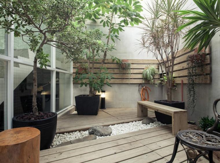 Amnager Un Jardin Intrieur 105 Ides De Design Original
