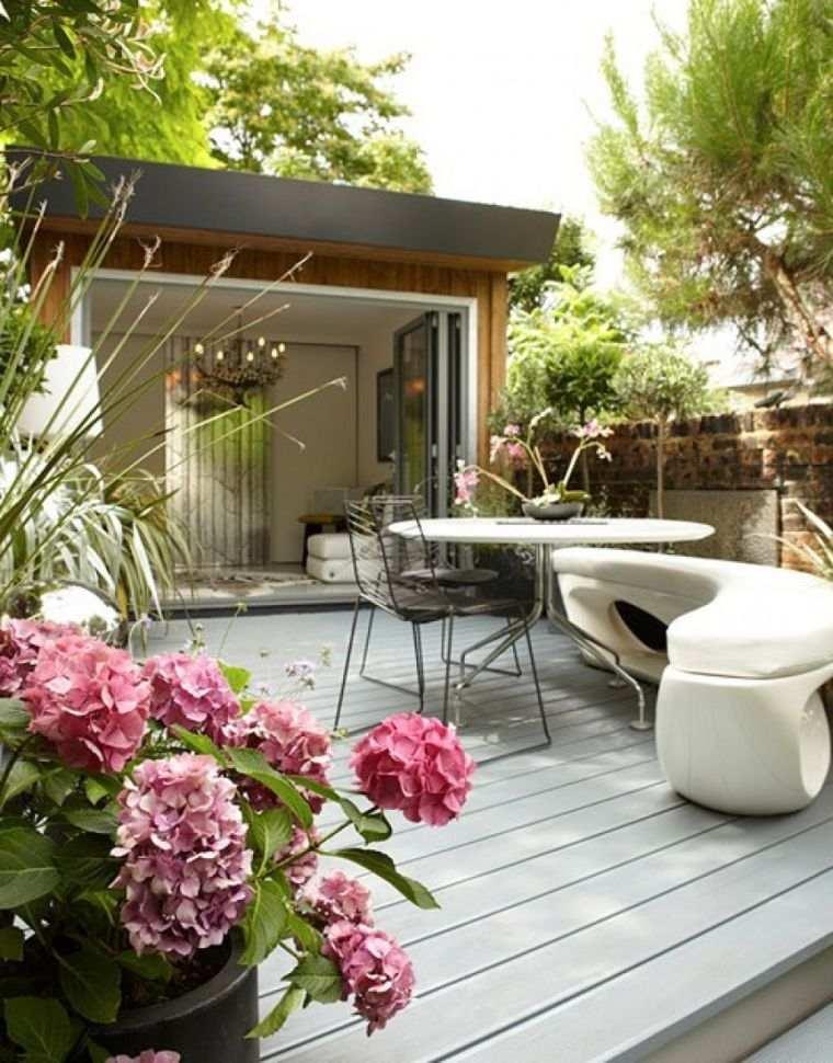 la decoration terrasse parfaite pour l