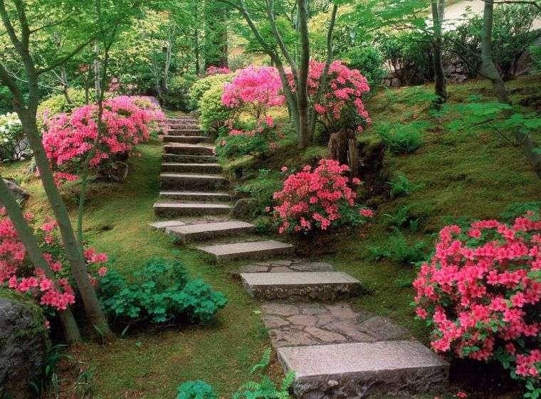 les jardins japonais une ambiance zen