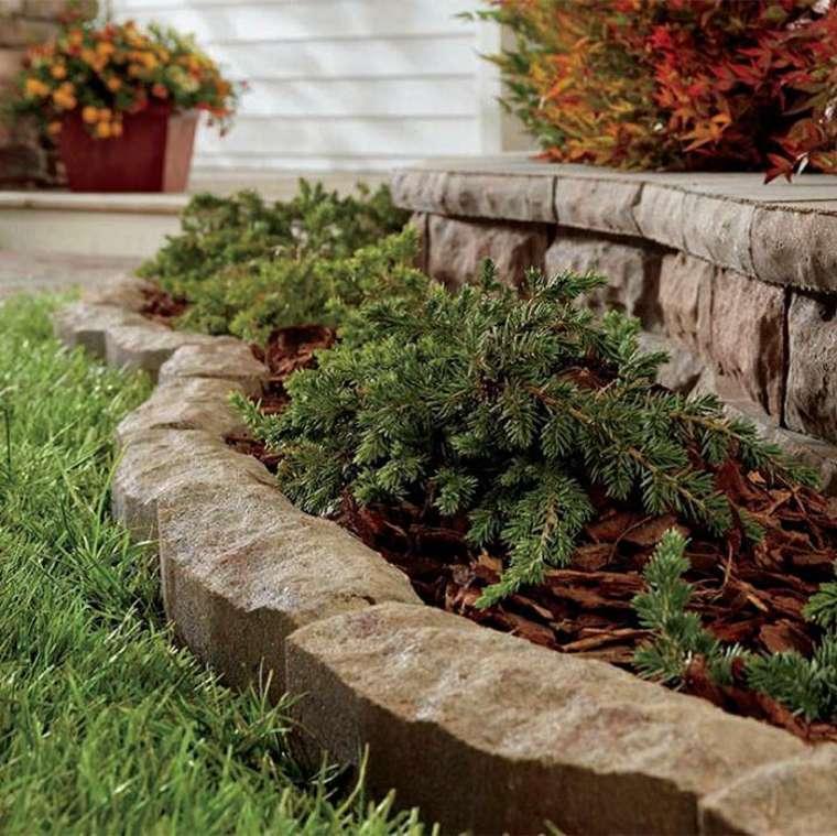 quelques idees de bordures de jardin