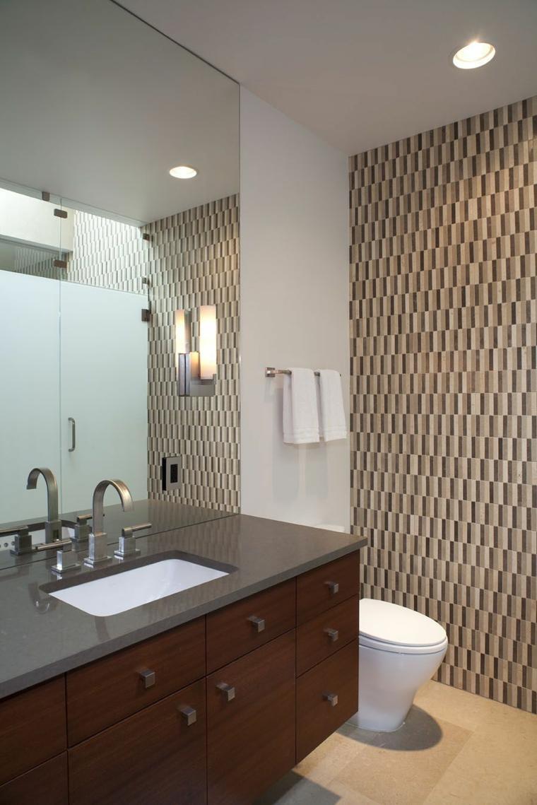 Idee Deco Toilette Moderne Classique Elegante