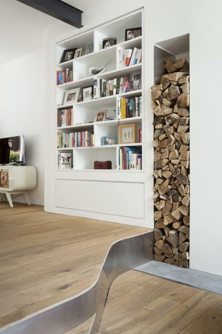 Chemine Moderne Design Pour Une Ambiance Luxueuse