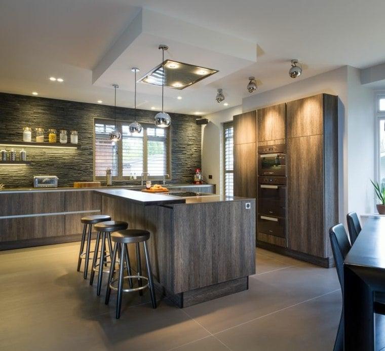 id es cuisine focus sur la cuisine chalet moderne