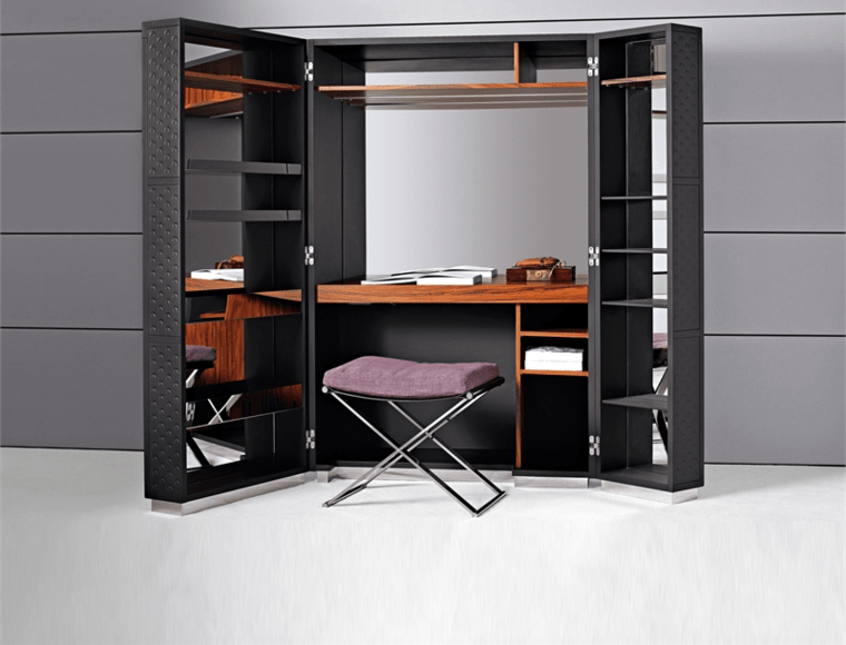 Cool Meuble Coiffeuse Idee Chambre Amenagement With