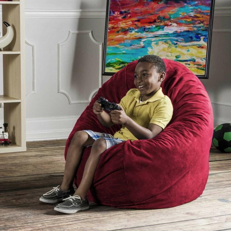 Le Pouf Chambre Enfant Une Slection Originale